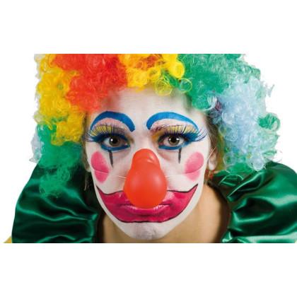 Bild Clown Nase mit Geräusch