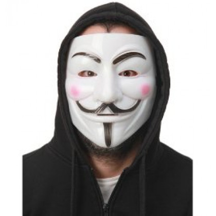 Bild Maske Guy Fawkes