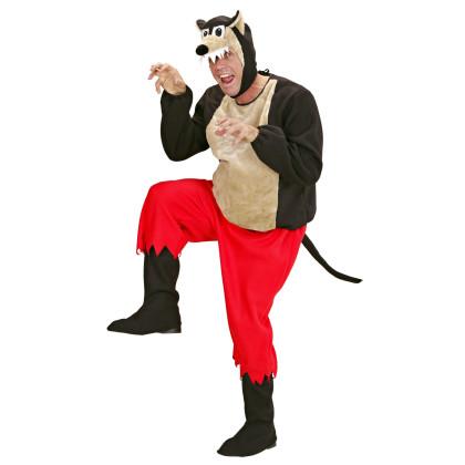 Böser Wolf Kostüm
