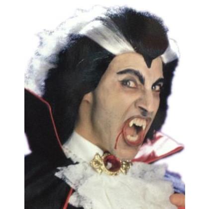 Foto Graf Dracula mit Perücke wie im Film