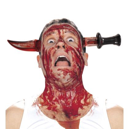Messer im Kopf