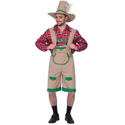 Bayern Kostüm (komplett)