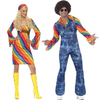 70er Regenbogen