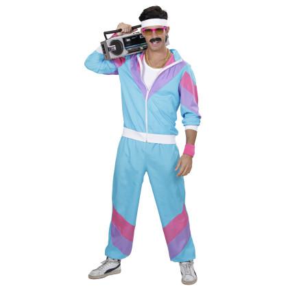 80er Jogginganzug kostüm