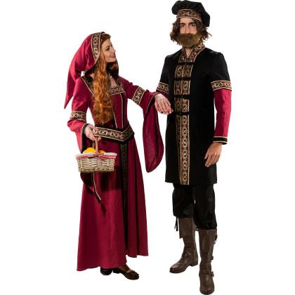Mittelalter Kaufleute