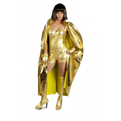 Umhang gold 135cm
