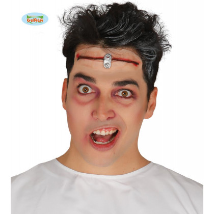 Stirn-Wunde