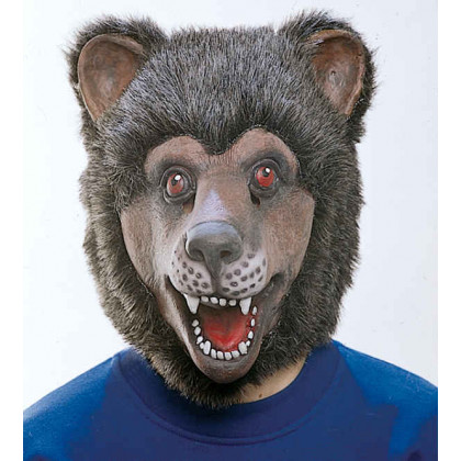 Maske Bär