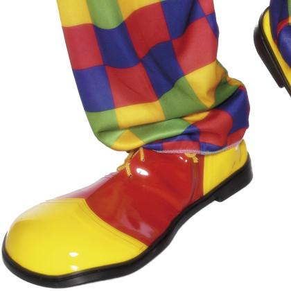 Clown Schuhe XXL Erwachsene