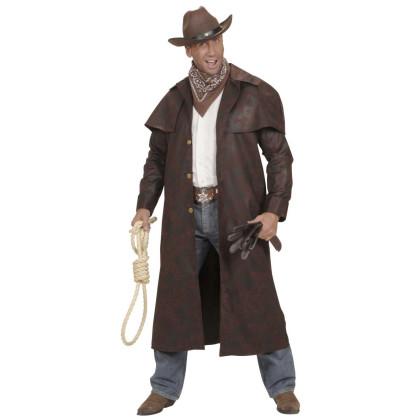 Cowboy Mantel - braun