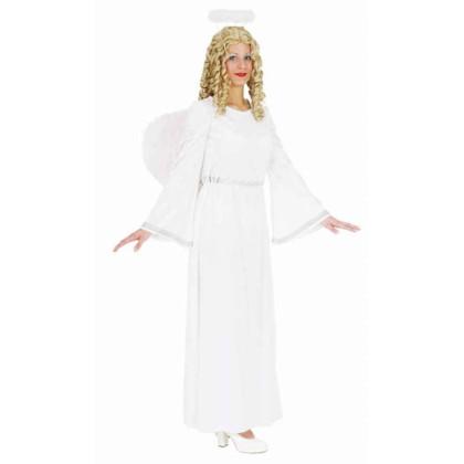 Engel - weiß-silber