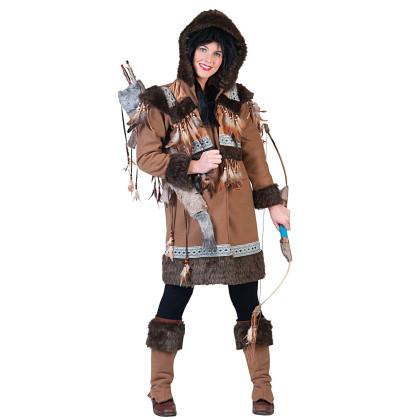 Eskimo Frau