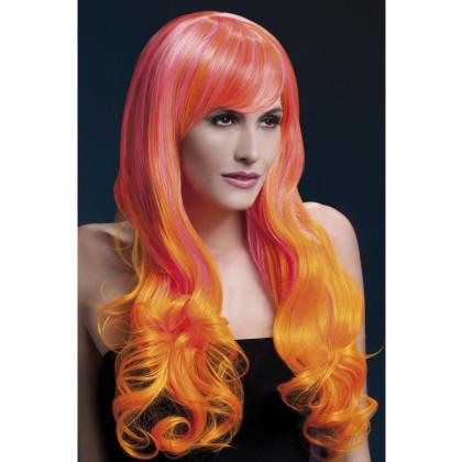 Extravagante Farbe rot orange flieder farbverlauf - regenbogen