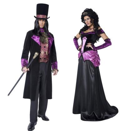Gothic Graf & Gräfin