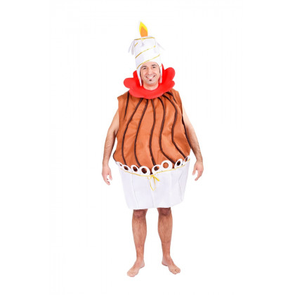 Kuchen Kostüm