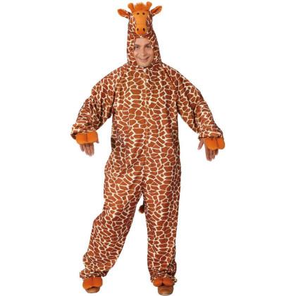 giraffen tierkost m als overall f r erwachsene f r damen. Black Bedroom Furniture Sets. Home Design Ideas