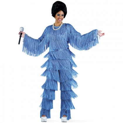 Aretha - Sängerin Verkleidung 70er