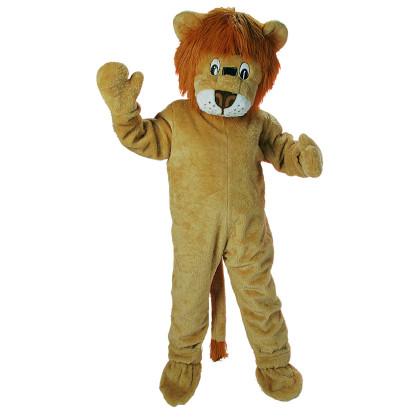Löwe-Maskottchen