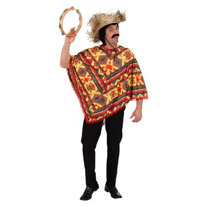 Mexikaner-Poncho Juan
