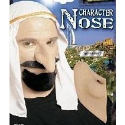Nase zum Aufkleben Araber