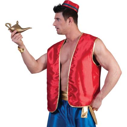 Orient Weste Rot Fur 1001 Nacht Kostume Herren