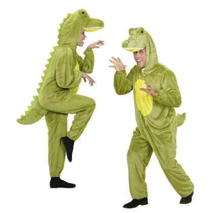 Krokodils-Kostüm