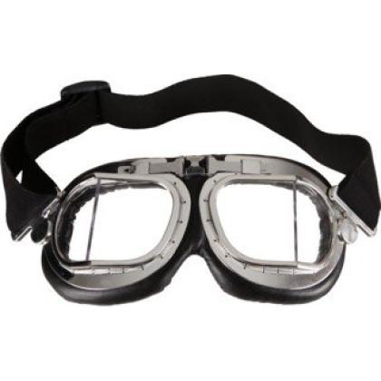 Alte Fliegerbrille für Piloten