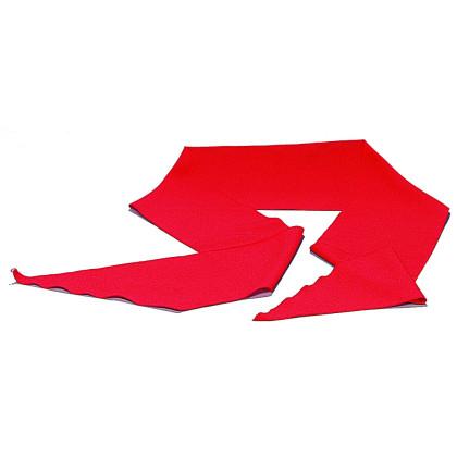 Schärpe rot für Kostüme / Elferrat