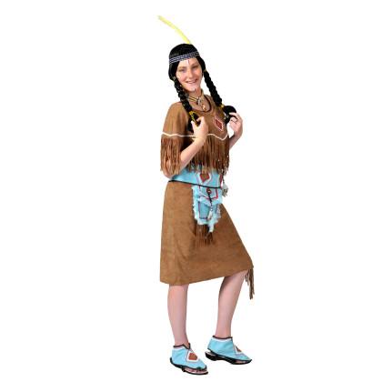 Sioux-Indianerin