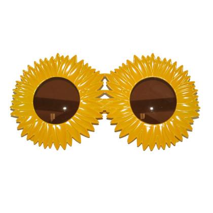 Sonnenblumenbrille