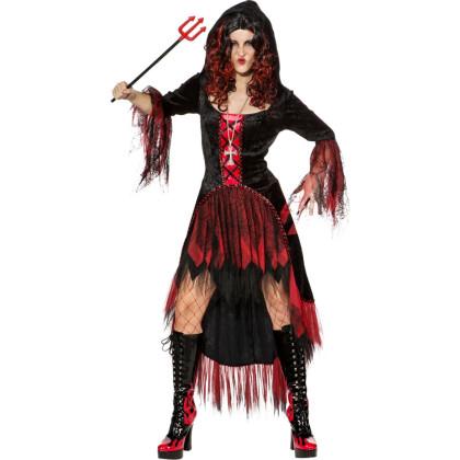 Teufelin Kostüm