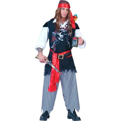 Totenkopf-Pirat