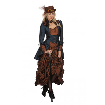 Blue Steampunk
