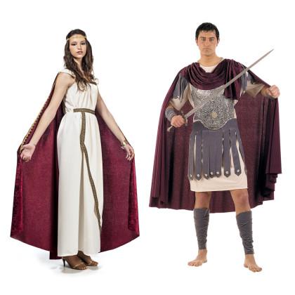Trojaner - Paarkostüm altes Rom