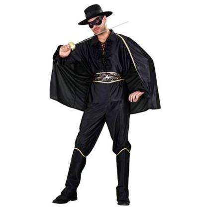 Zorro mit Hut