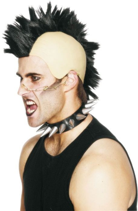 Punker Frisur