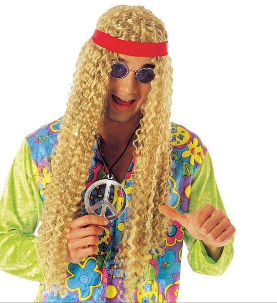 lange blonde haare perà cke hippie fà r mà nner