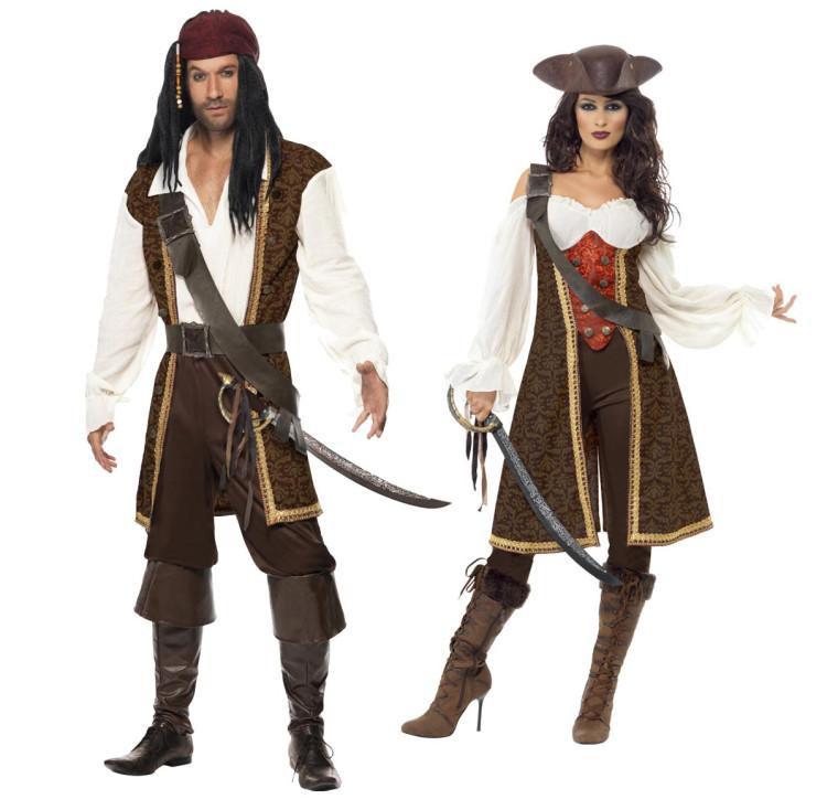 karneval kostüm paar