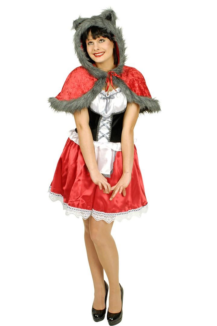 rotkäppchen kostüm von s  xxl