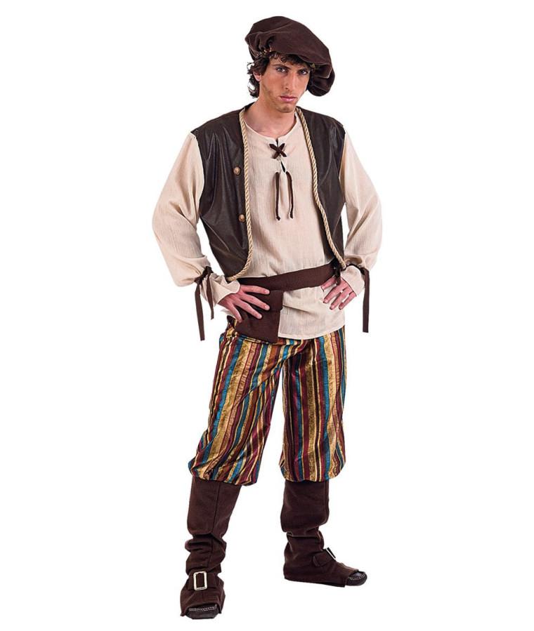 Mittelalter Kostum Geselle Und Handwerker