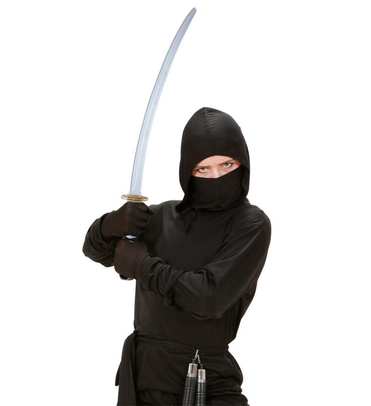 Ninja Und Samurai Schwert Mit Scheide 75cm
