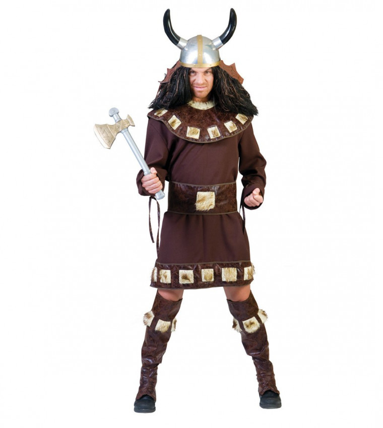 Wikinger kostüm herren