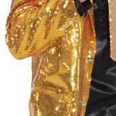 Glitzer Jacket Gold