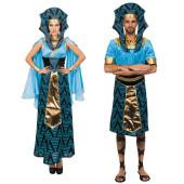 Pharao Ramses und Cleopatra