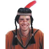 Indianer m. Band