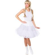 Petticoat 5-lagig - weiß