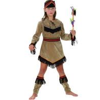 Indianerin Apache