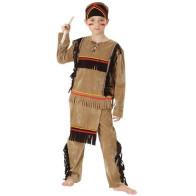 Indianer Apache 4-teilig
