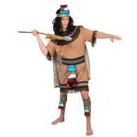 Azteken Mann