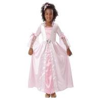 Prinzessin im rosa Traumkleid